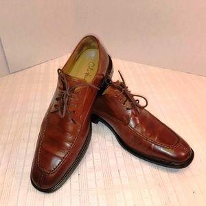 EUC. Cole Haan Brown Oxfords Size 8 1/2M